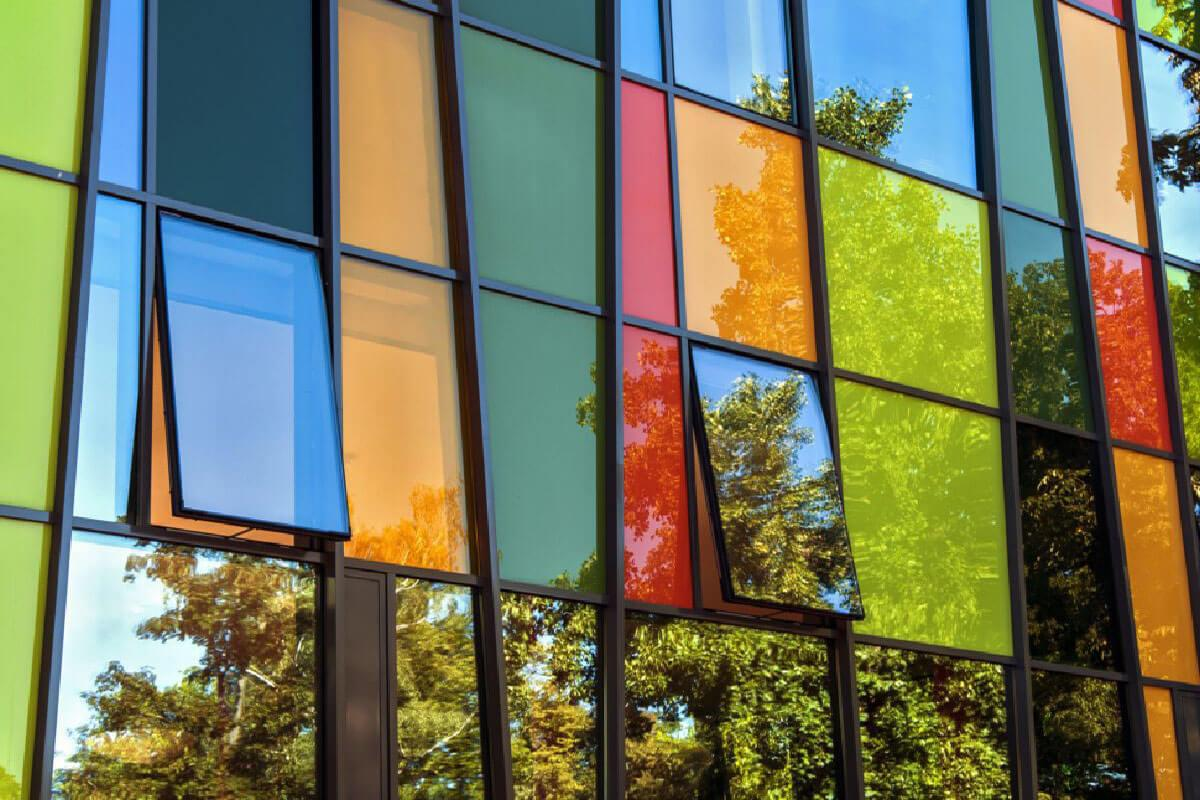 Coloured Aluminium Windows North Yorkshire
