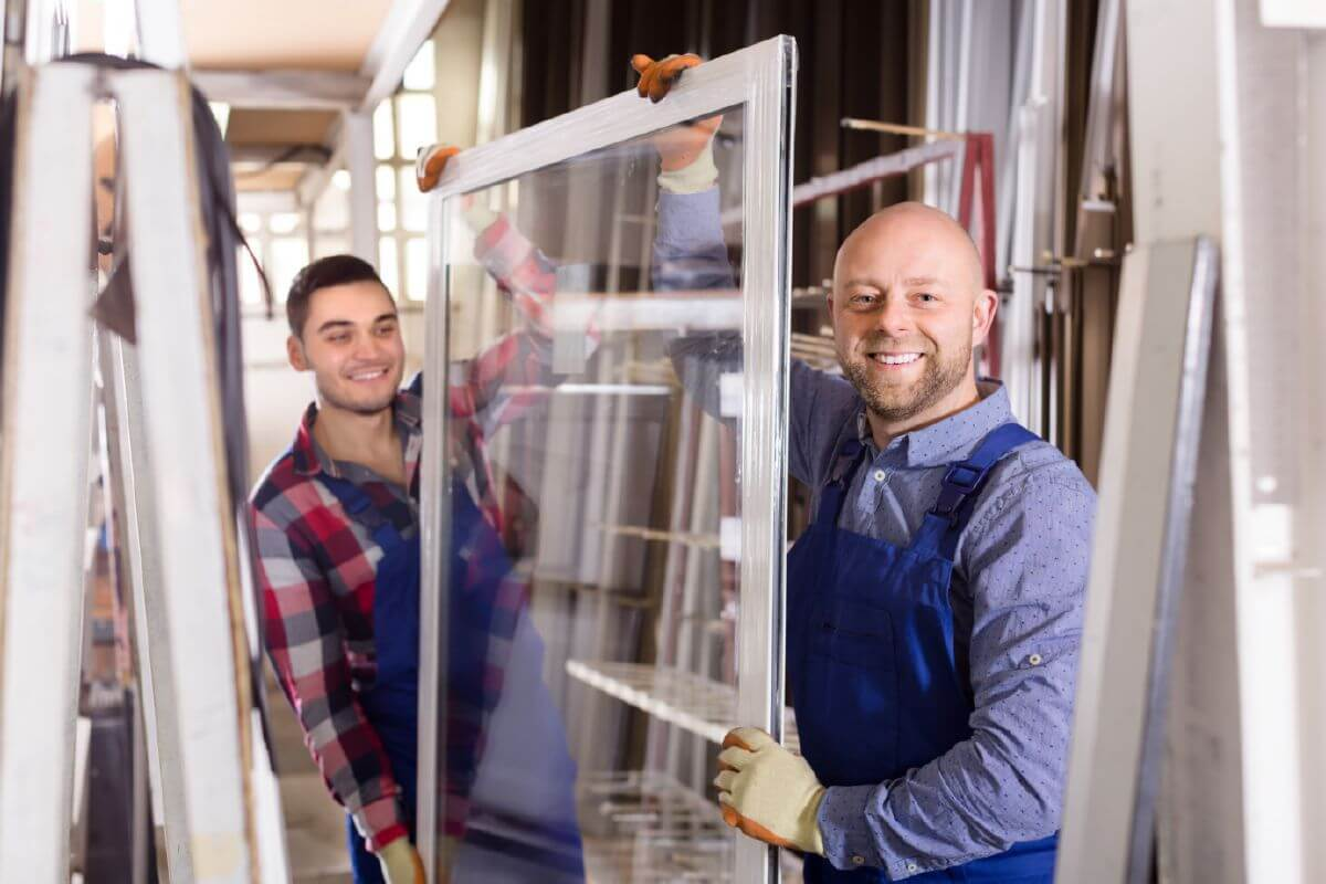 Aluminium Window Repairs North Yorkshire